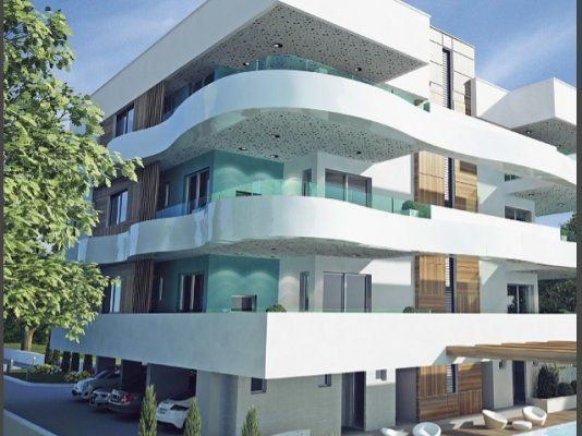 Thumbnail Block of flats for sale in Nereus Residence, Limassol (City), Limassol, Cyprus