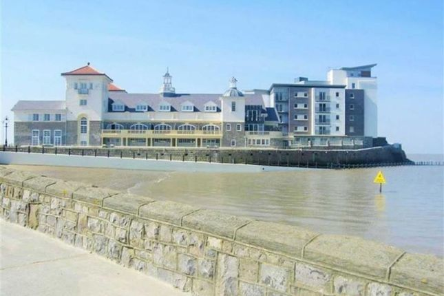 Thumbnail Flat for sale in Knightstone Causeway, Weston-Super-Mare