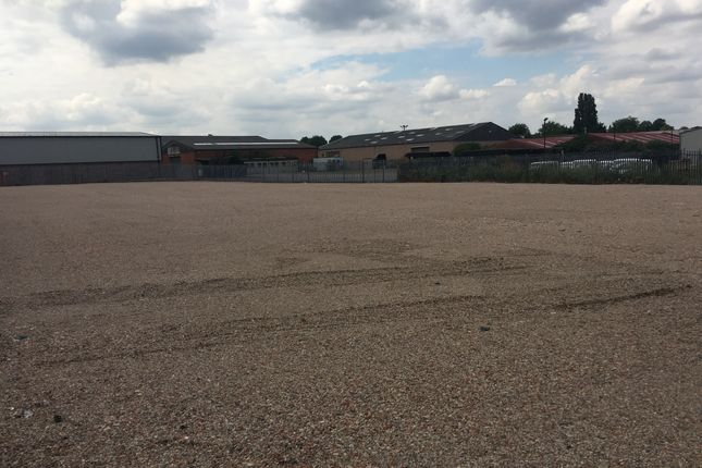 Thumbnail Land to let in Dean Road, Off Bishops Road, Lincoln