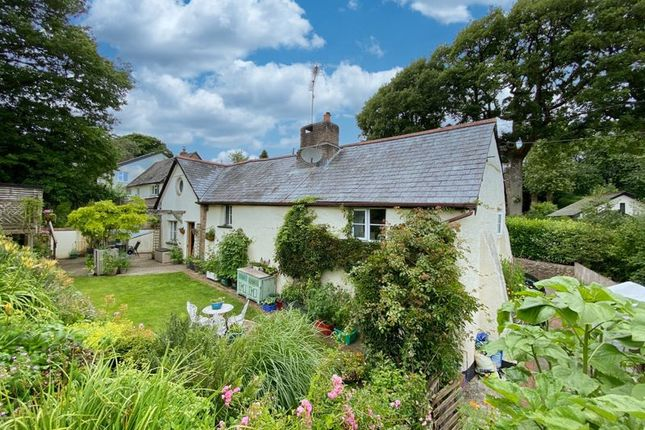Thumbnail Detached house for sale in Hollocombe, Chulmleigh