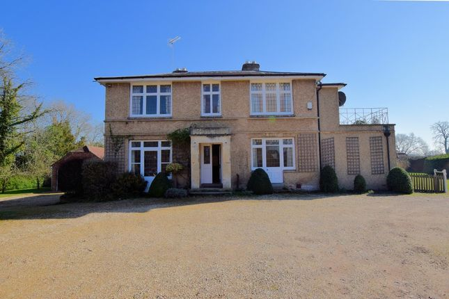 Thumbnail Detached house for sale in Hyde End Road, Shinfield, Reading