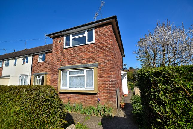 Thumbnail Maisonette to rent in Finch Crescent, Linslade