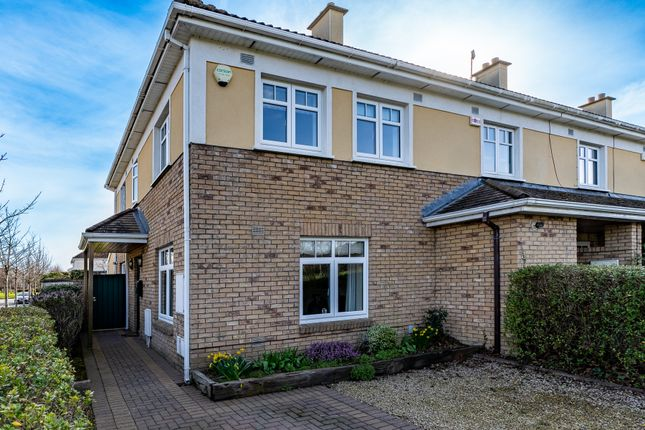 Thumbnail End terrace house for sale in 202 Charlesland Wood, Greystones, Wicklow County, Leinster, Ireland
