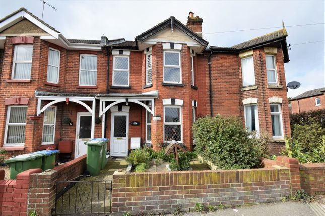 2 bed terraced house for sale in Anglesea Road, Shirley, Southampton SO15
