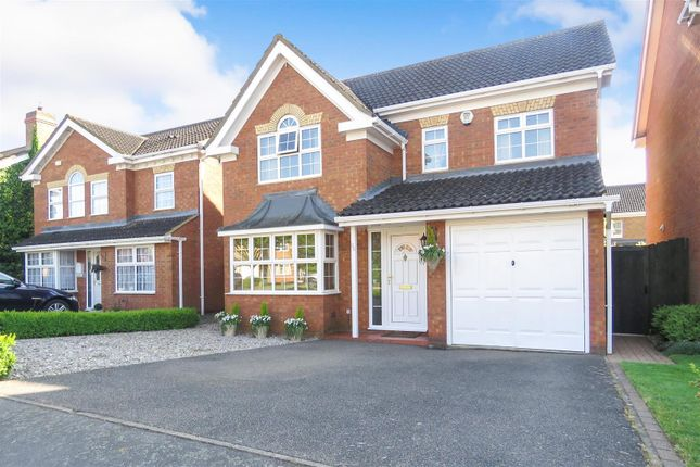 Thumbnail Detached house for sale in Foxglove Drive, Biggleswade