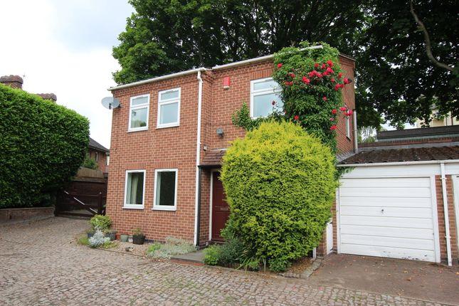 Thumbnail Detached house to rent in Pelham Cottages, Pelham Crescent, The Park, Nottingham