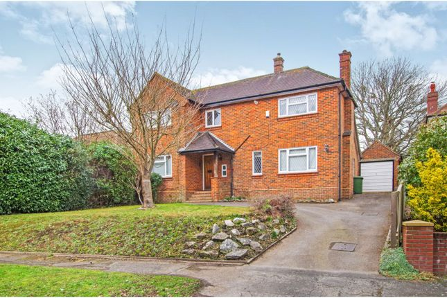 Thumbnail Detached house for sale in Western Road, Chandlers Ford