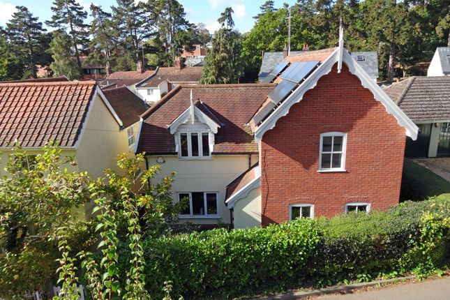Thumbnail Detached house for sale in Castle Street, Woodbridge