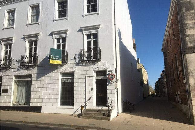Thumbnail Office for sale in High West Street, Dorchester