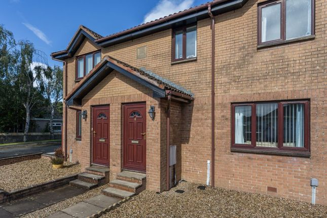 Thumbnail Terraced house for sale in 4 Burnside Grove, Johnstone