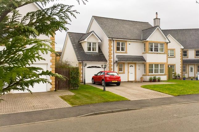 Thumbnail Property for sale in Holmwood Park, Crossford, (Near Carluke)