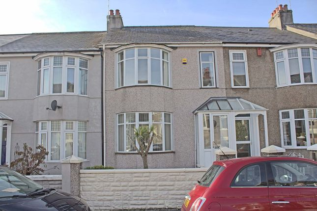 4 bed terraced house for sale in Ridge Park Avenue, Mutley, Plymouth