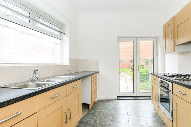Thumbnail 2 bed semi-detached house for sale in Hawthorne Street, Chesterfield, Derbyshire