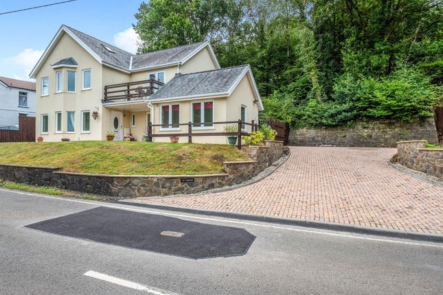Thumbnail Detached house for sale in New Road, Clyne, Neath