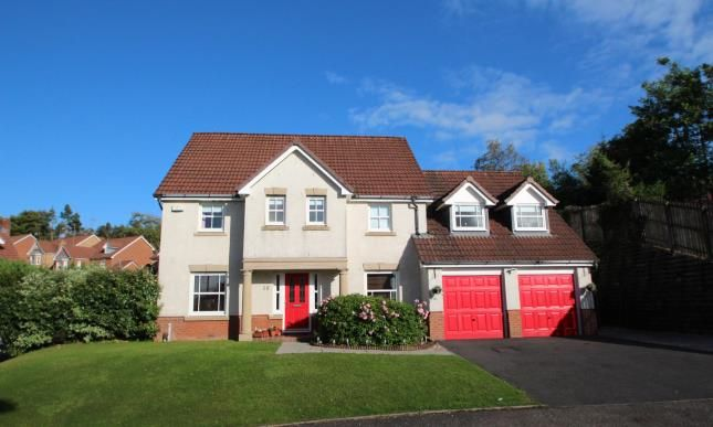 Thumbnail Detached house for sale in Cherrytree Wynd, East Kilbride, South Lanarkshire