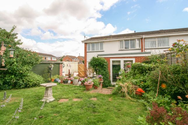 Thumbnail Semi-detached house for sale in Burn Walk, Burnham, Slough