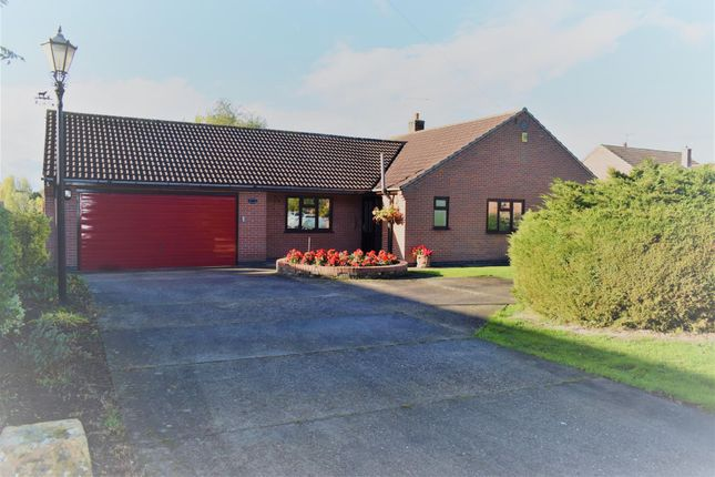 Thumbnail Detached bungalow to rent in Corkhill Lane, Normanton, Southwell
