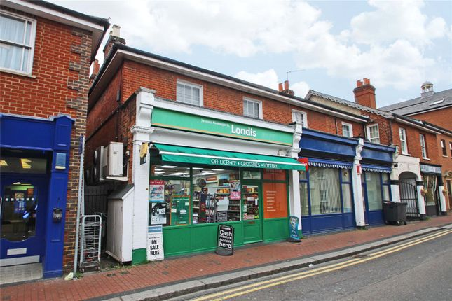Thumbnail Studio for sale in Guildford Street, Chertsey, Surrey