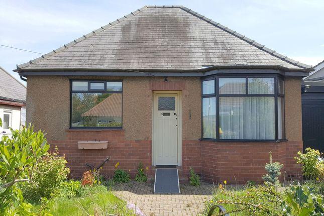Thumbnail Detached bungalow for sale in Mansefield Road, Berwick Upon Tweed