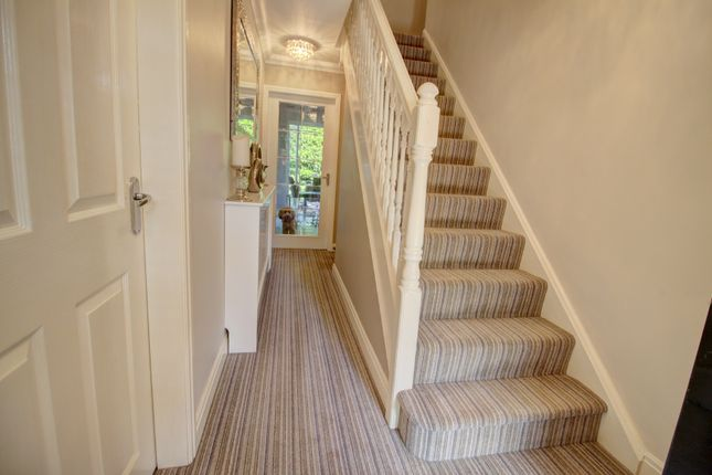Hallway of Houghton Close, Northwich CW9