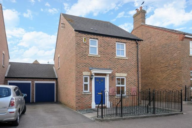 Thumbnail Link-detached house to rent in Chalford Way, Aylesbury