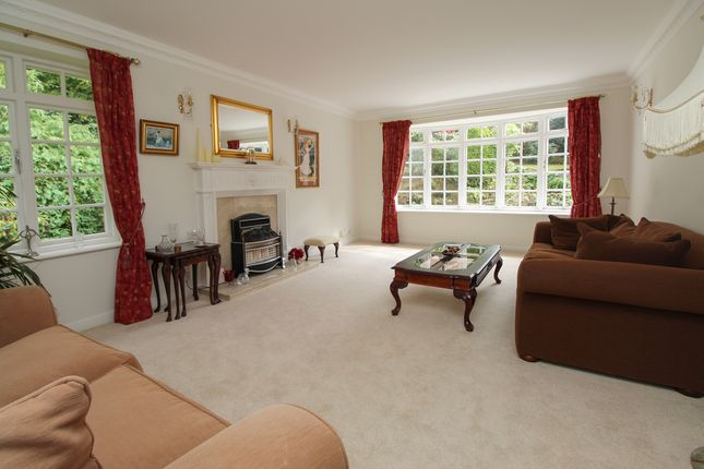 Thumbnail Detached bungalow for sale in Stradbroke Rise, Walton, Chesterfield