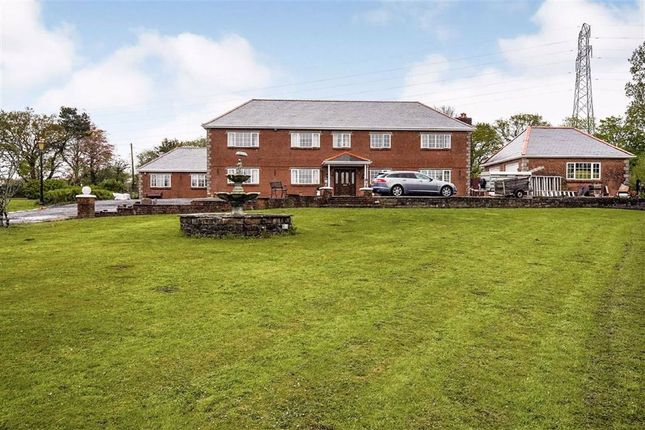 Thumbnail Detached house for sale in Swn Y Nant, Trimsaran, Kidwelly