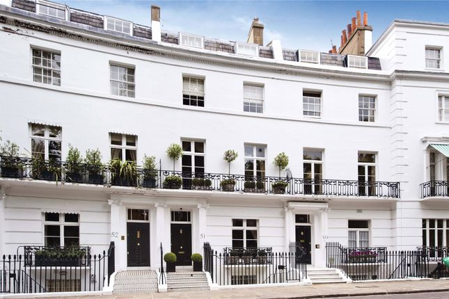 Thumbnail Terraced house for sale in Egerton Crescent, London