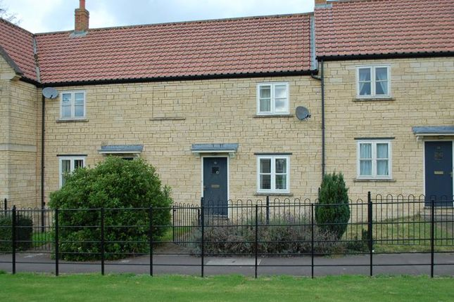 Thumbnail Terraced house to rent in Starling Way, Shepton Mallet