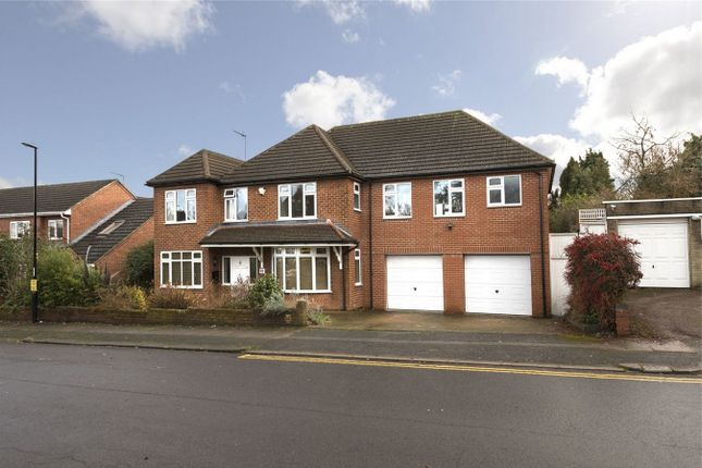 Thumbnail Detached house for sale in Asthill Grove, Styvechale, Coventry