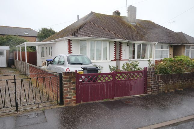 Thumbnail Bungalow to rent in Chester Avenue, Lancing
