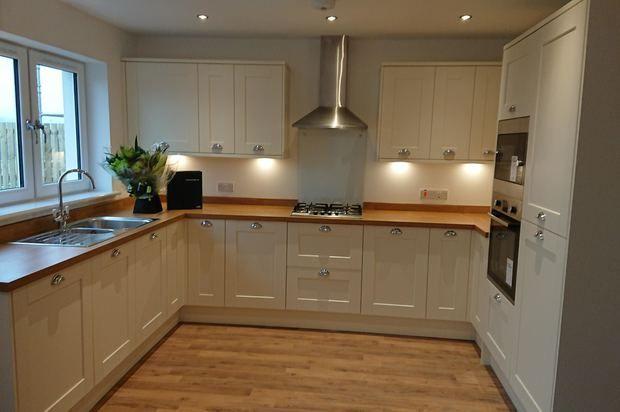 Thumbnail Semi-detached house for sale in The Cedar Holmhead Gardens, Holmhead, Cumnock, Cumnock