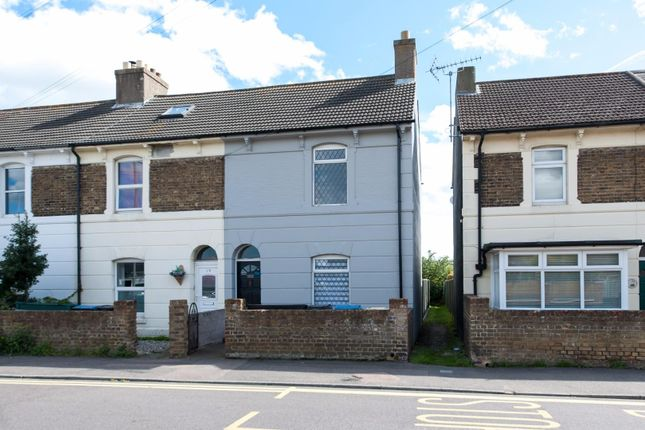 Thumbnail End terrace house for sale in Mill Road, Deal
