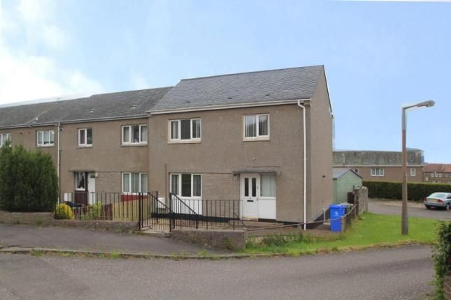 Thumbnail End terrace house for sale in Wallstale Road, Stirling, Stirlingshire