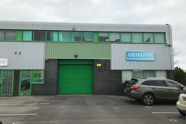 Thumbnail Light industrial for sale in Airfield Way, Christchurch