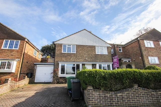 Thumbnail Detached house to rent in Reedswood Road, St. Leonards-On-Sea, East Sussex.