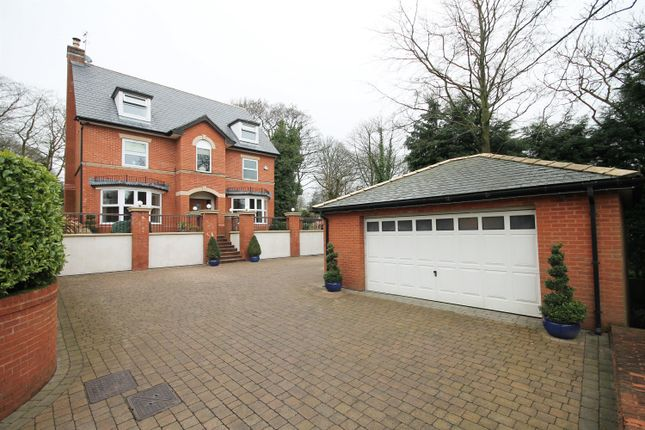Thumbnail Detached house for sale in Princess Road, Lostock, Bolton
