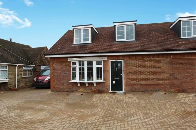 Thumbnail Semi-detached house for sale in Warren Close, Leighton Buzzard
