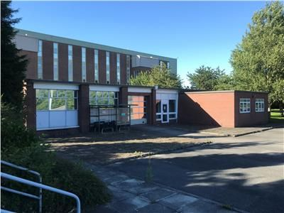 Industrial to let in Commercial Premises, Second Avenue, Redwither Business Park, Wrexham, Wrexham
