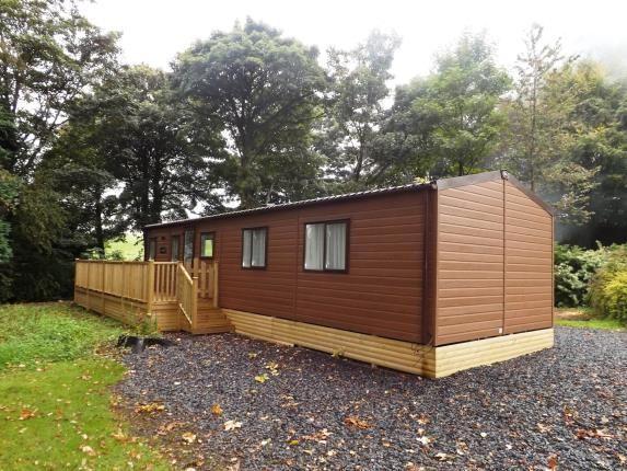 Thumbnail Mobile/park home for sale in Sedburgh, Cumbria, United Kingdom