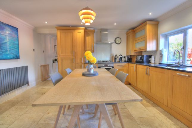 Kitchen:Diner of Worthington Crescent, Parkstone, Poole BH14