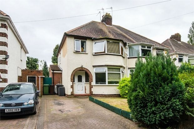Thumbnail Semi-detached house for sale in Oxley Links Road, Oxley, Wolverhampton, West Midlands