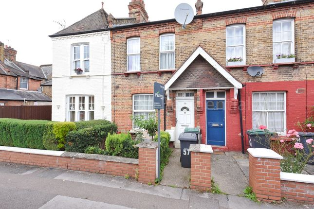Thumbnail Terraced house for sale in Morley Avenue, Wood Green, London