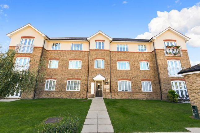 Thumbnail Flat to rent in Cecil Manning Close, Perivale, Greenford