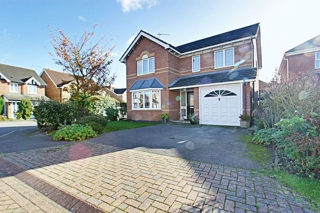 Thumbnail Detached house for sale in Hambling Drive, Beverley