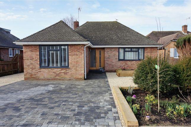 Thumbnail Detached bungalow for sale in Laburnum Close, Ferring