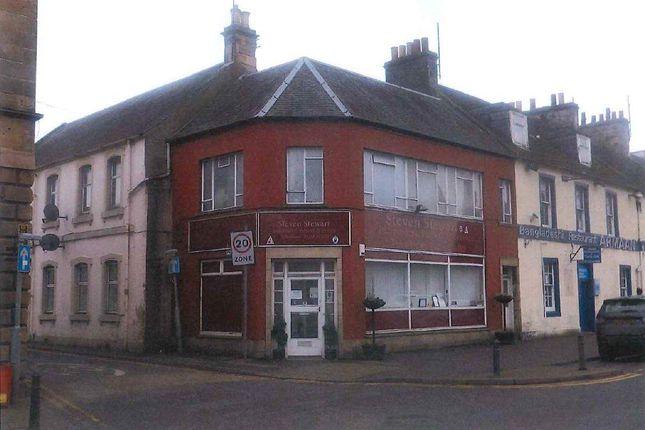 Thumbnail Retail premises to let in 100 /100A Bonnygate, Cupar