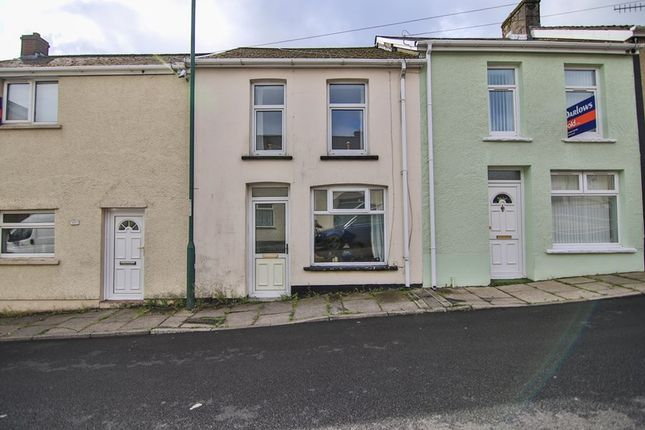 Thumbnail Terraced house for sale in Worcester Street, Brynmawr, Ebbw Vale