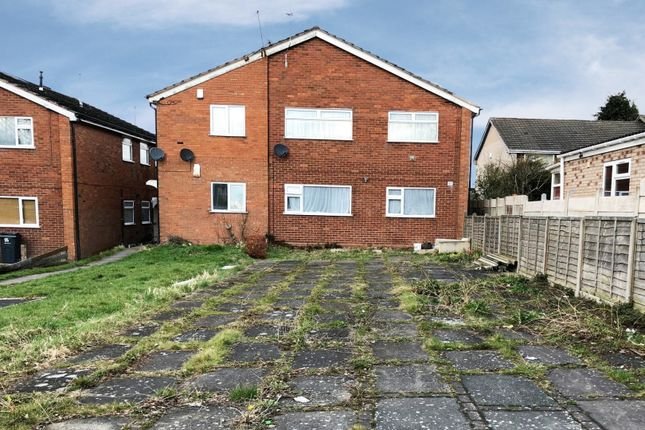Thumbnail Maisonette for sale in Lock Drive, Birmingham, West Midlands