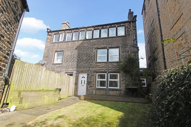 Thumbnail Semi-detached house for sale in Sude Hill, New Mill, Holmfirth